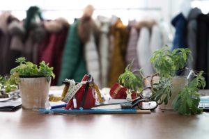 Pregiò Couture lavorazione